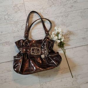 Brown Kathy purse